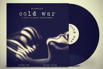 Pochette d'album soundtrack Cold War