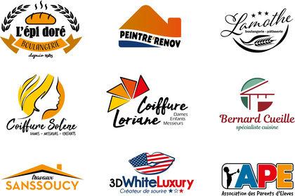 Création Logos Partie 1