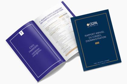 Rapport d'activité CGPA 2019
