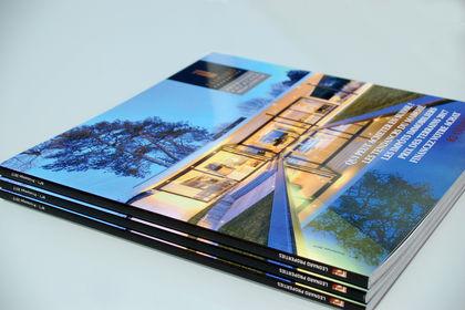 Leonard Properties magazine