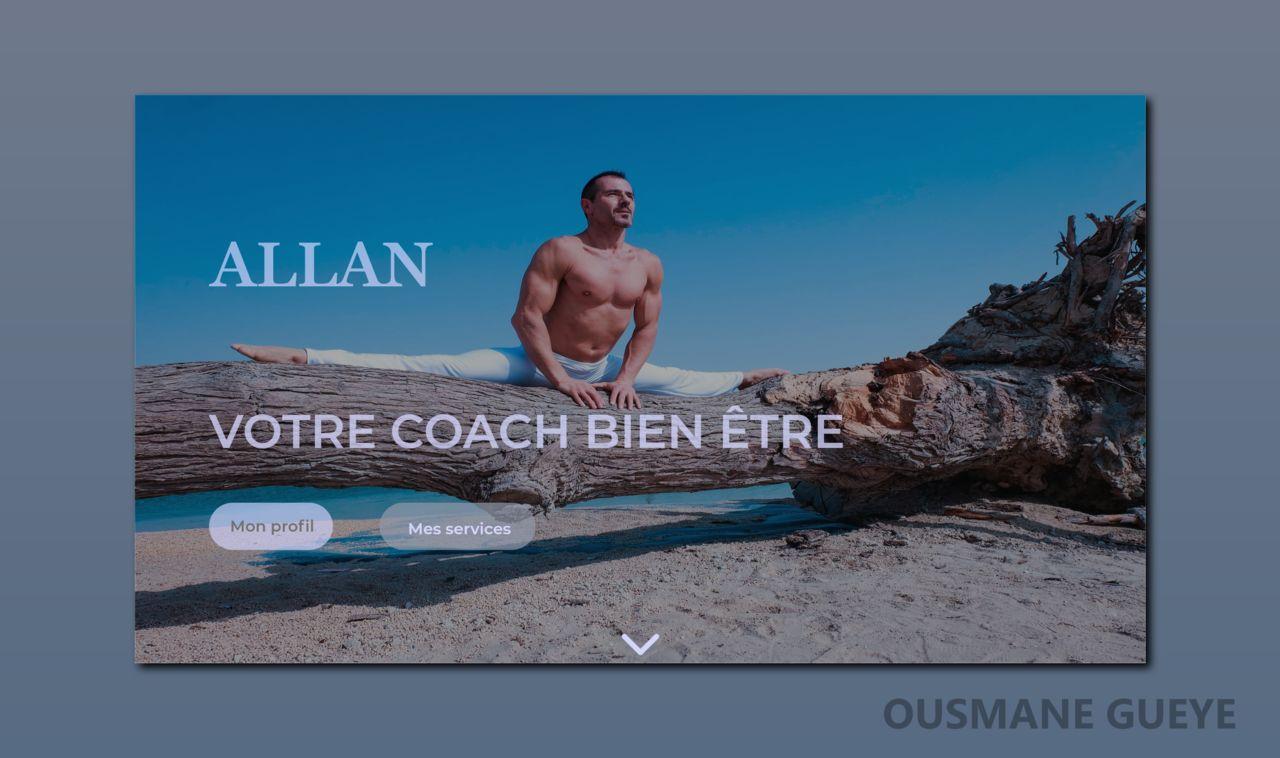 ALLAN votre coach bien être