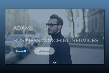 Adam business coaching services