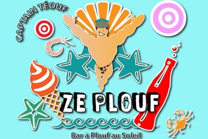 Illustration ze plouf