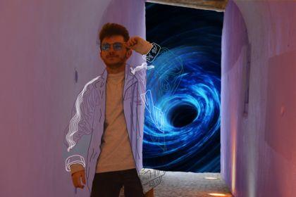Je t'emmène dans un autre Univers