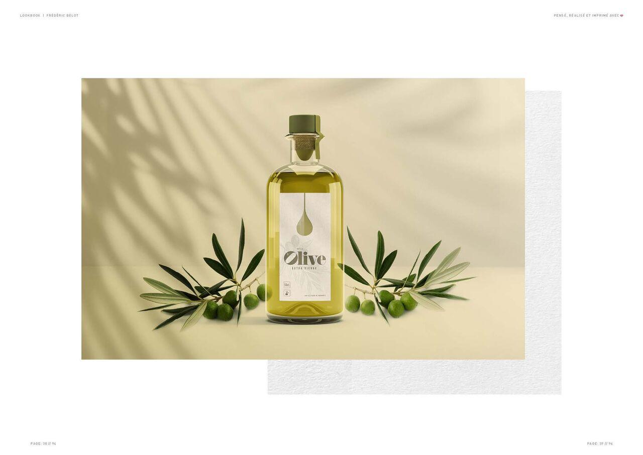 Les Baux de Provence | Packaging