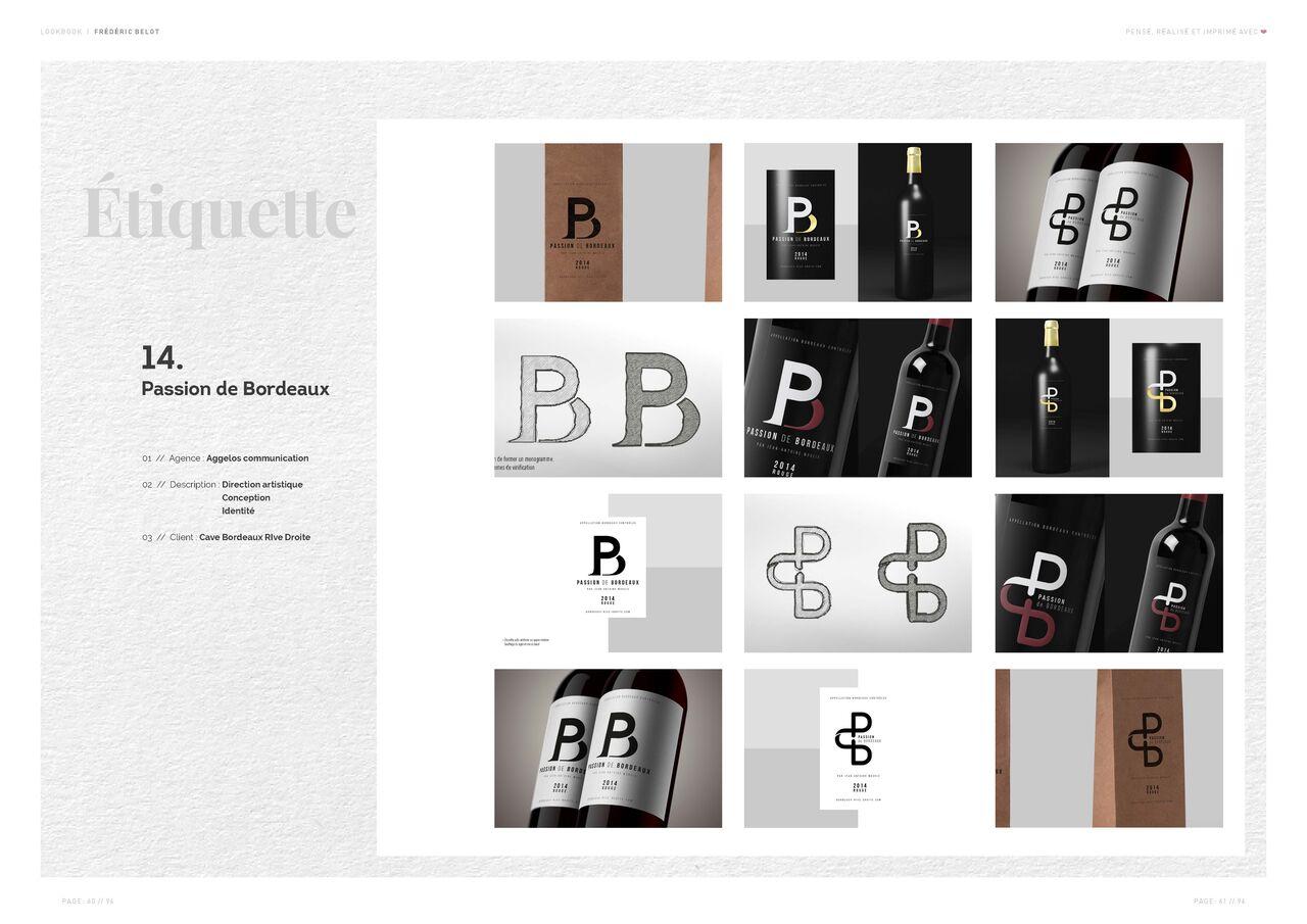 Passion de Bordeaux   Packaging