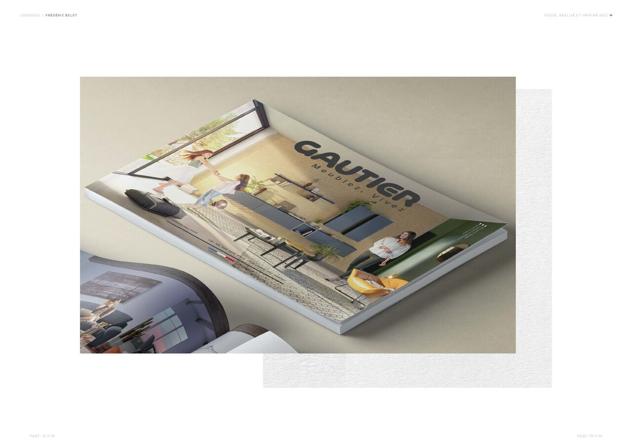 Gautier | Catalogue produits international | DA