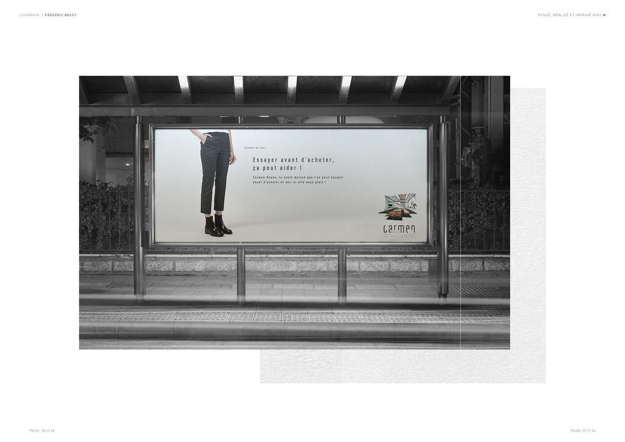 Carmen House | Advertising