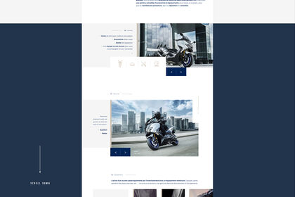 Roadrunner Peugeot | Webdesign responsive