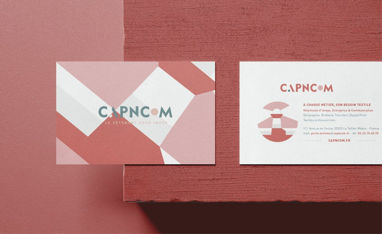 Capncom | Identité visuelle