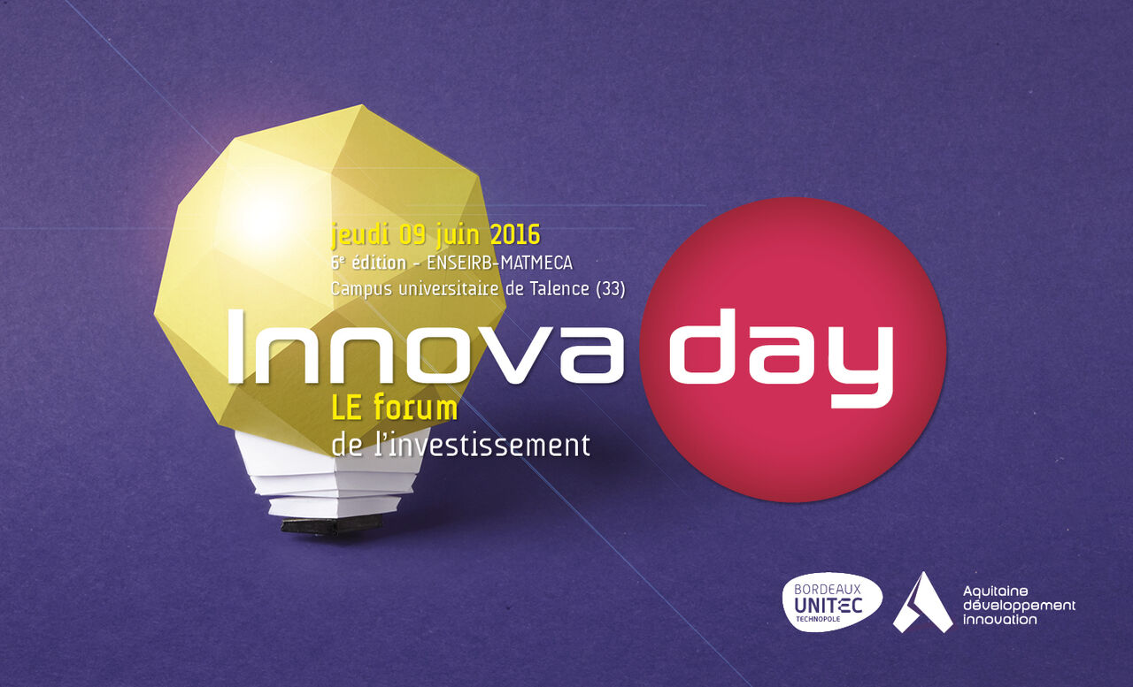 Innovaday - Forum de l'investissement