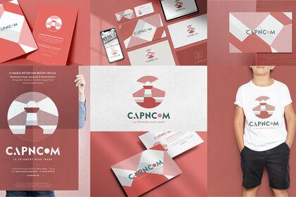CapnCom | Branding