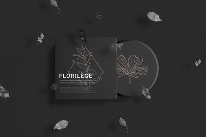Florilège Cosmétique   Packaging