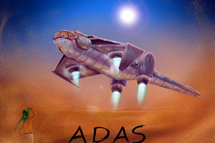 Adas space ship