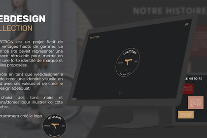 Webdesign - SELLECTION