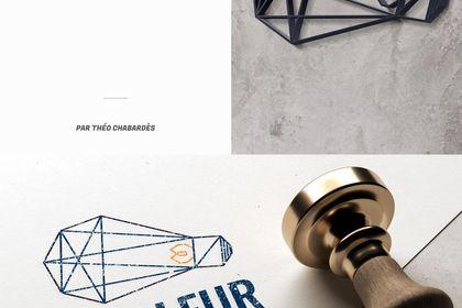 Création de logo - VEILLEUR