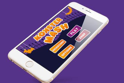 Design d'une application de jeux vidéo