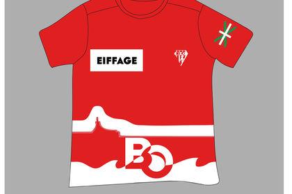 T-shirt de sport pour le BO athlétisme