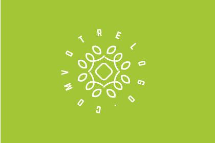 Logo fleur