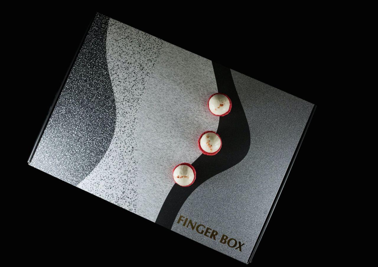 Finger box