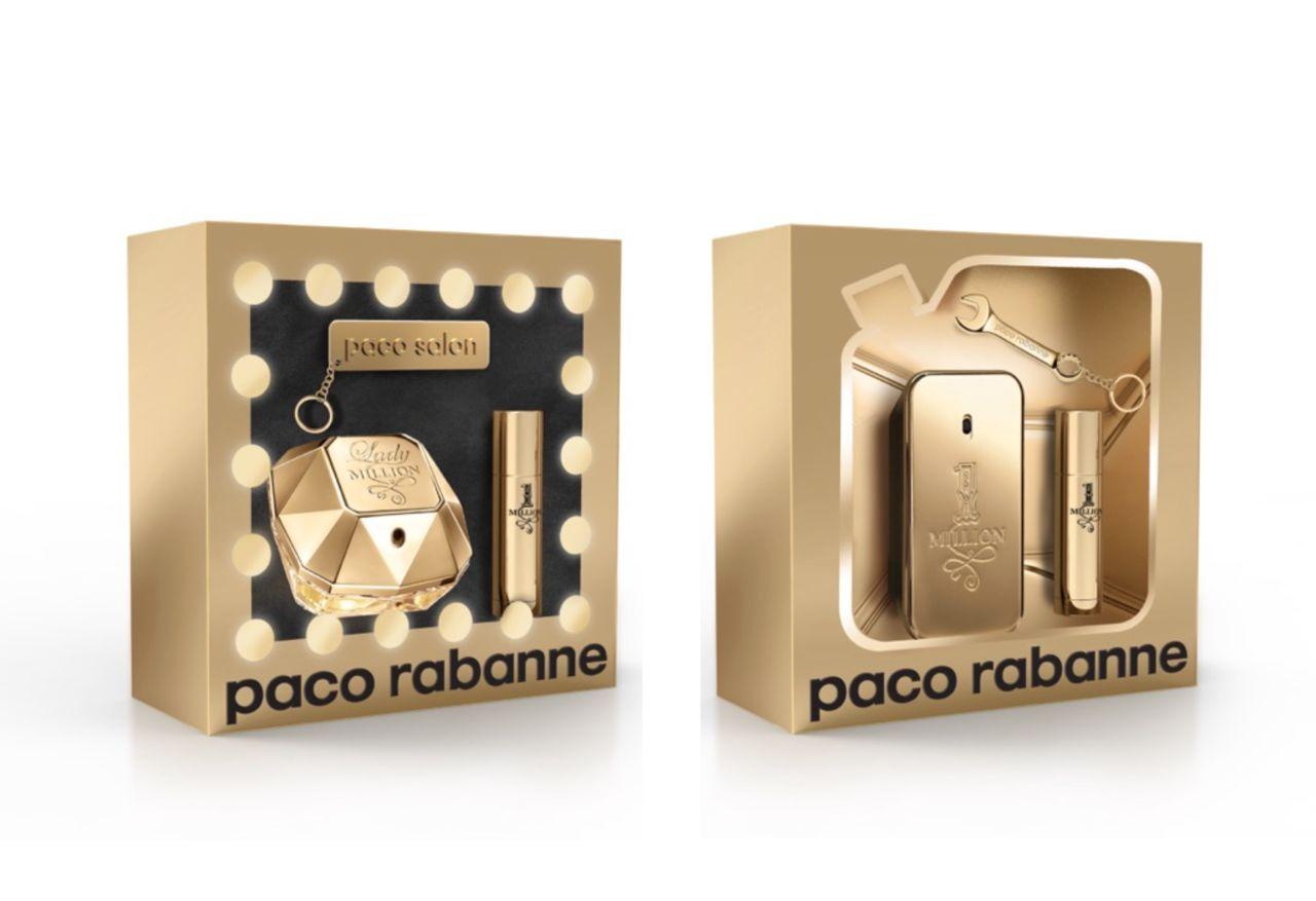 Packaging PACO RABANNE