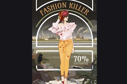 Affiche FASHION KILLER