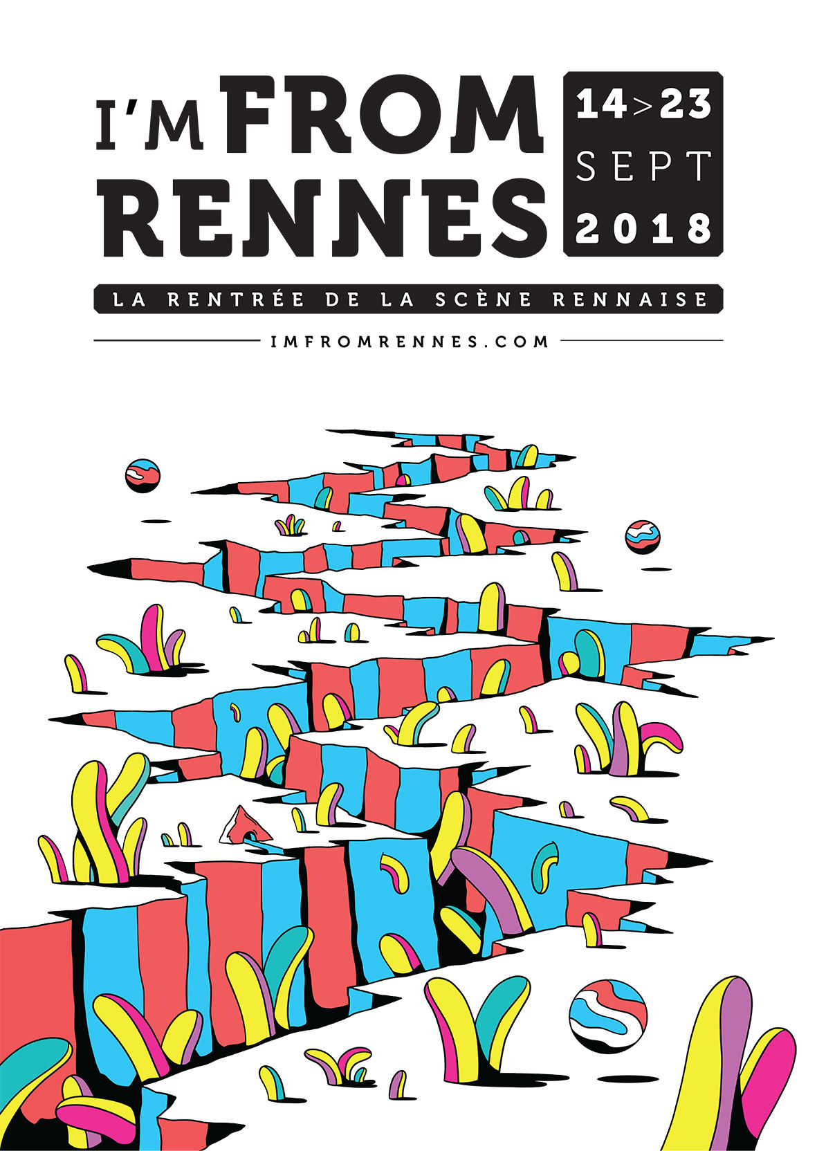 I'm From Rennes 2018
