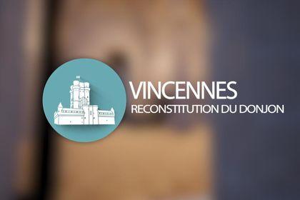 Reconstitution du château de Vincennes
