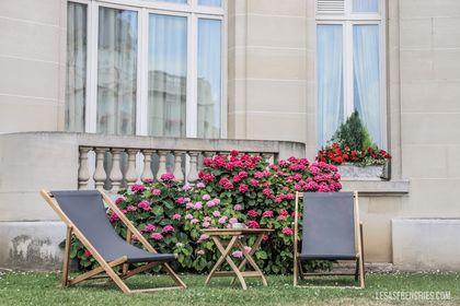 Extérieur - Château Hôtel Mont-Royal Chantilly
