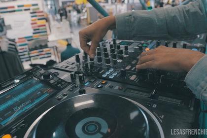 DJ Fashion show à Paris