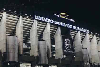 Madrid - PSG Champions league