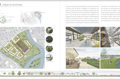 Portfolio - Projet urbain