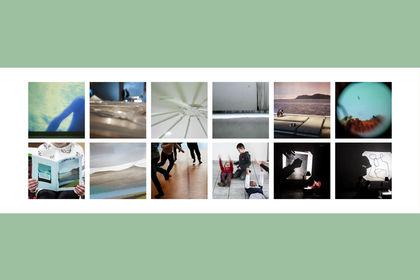 Carnet de visite pour la Biennale d'art de lyon