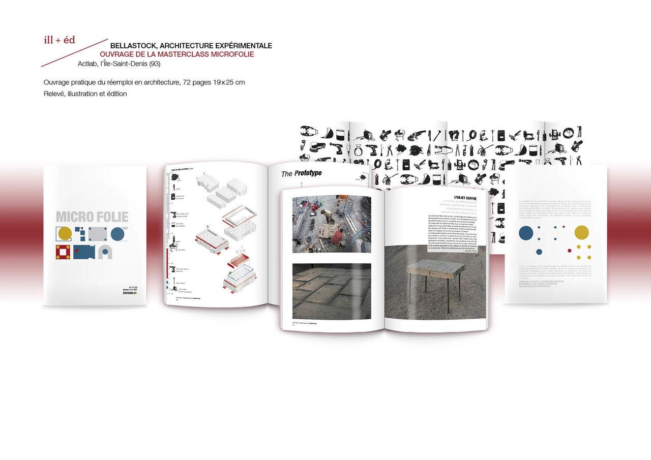Bellastock, architecture expérimentale