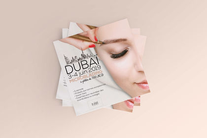 Flyer Microblading Dubaïn v2