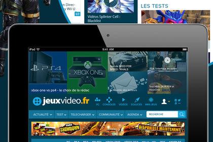 Refonte jeuxvideo.fr