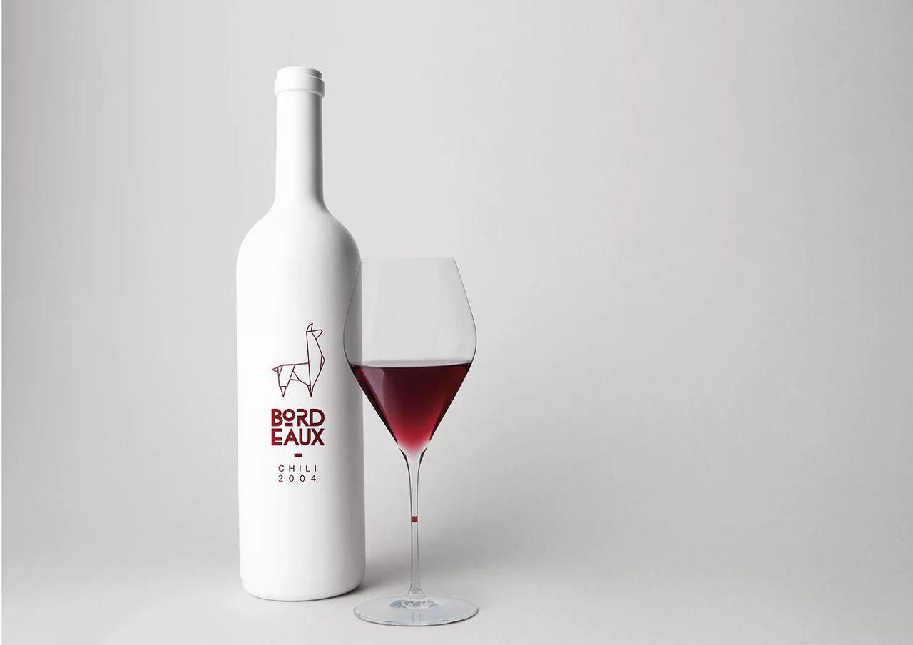 Vin Chilien | Habillage bouteille