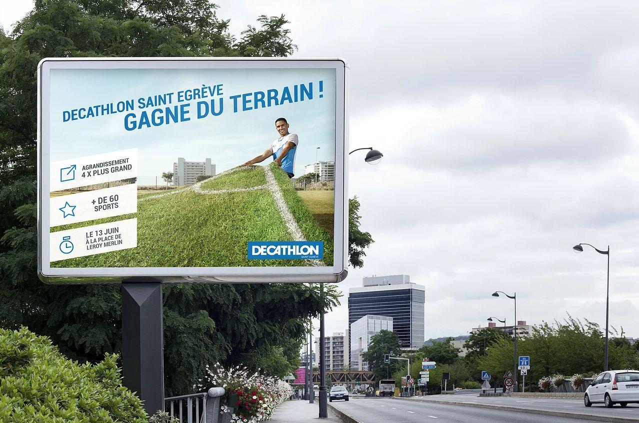Decathlon   Campagne publicitaire