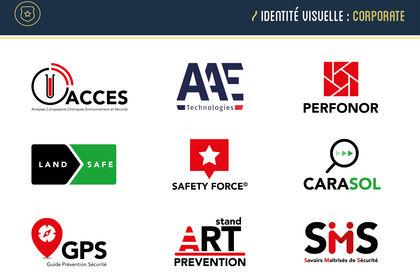 Identité visuelle   Logos corporates