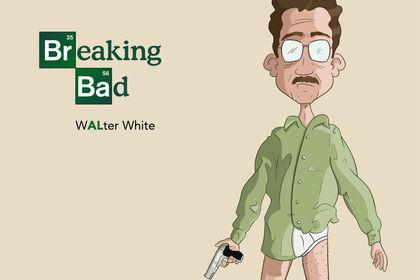 Breaking Bad | Illustration