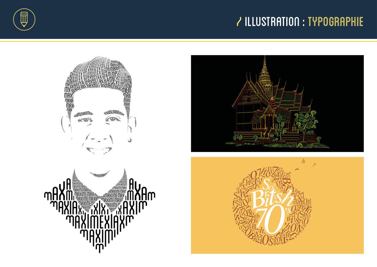 Illustration | Typographie