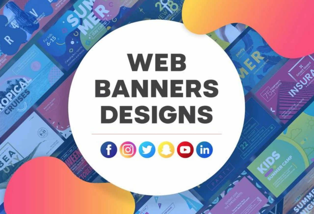 I Will Design A Cool And Professional Banner, Ad,