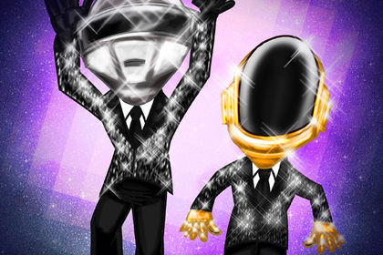 The Daft Punk