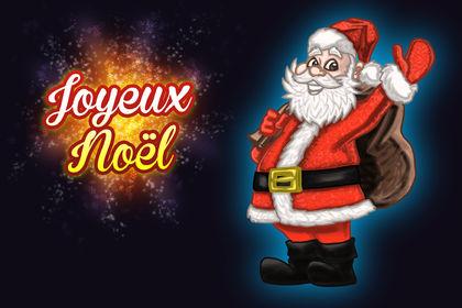 Visuel Personnel pour Noël 2019