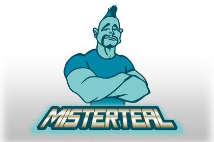 MisterTeal logo/Mascotte/Avatar
