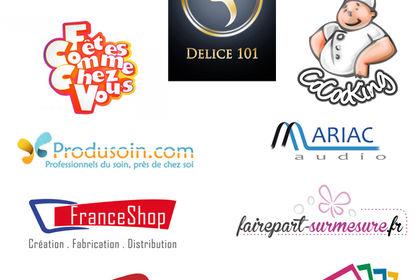 Sélection de 16 logos crée l'année passée