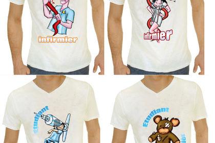 T-shirt pour idecollection.com (Izéos)