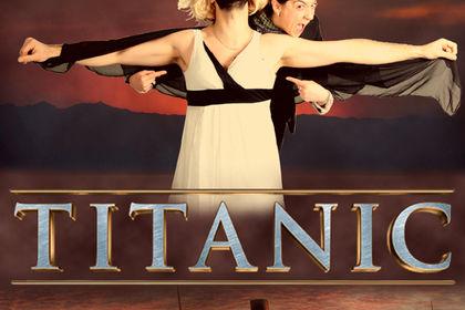 Titanic parodie d'affiche