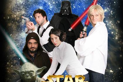 Star-Wars parodie affiche