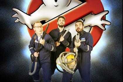 Ghost-Busters (parodie pour l'affiche du film)